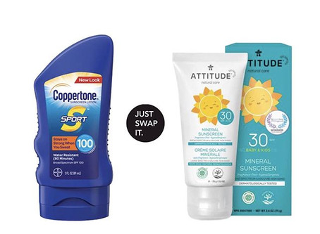 Could your sunscreen be harming you?