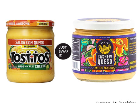 Unleash the Queso Dip!
