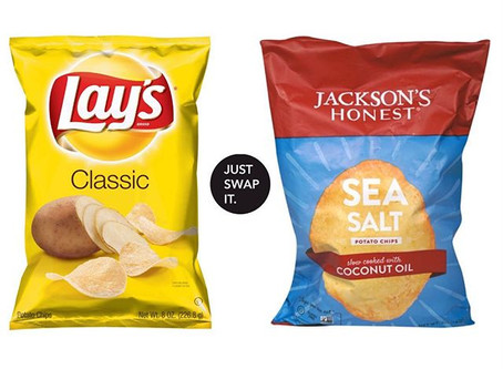 Potato Chips, why you need to SWAP!