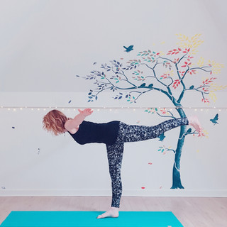 Trood Morrison Berwick & Borders Yoga