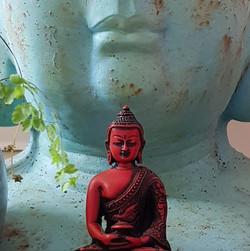Little and Large Buddha