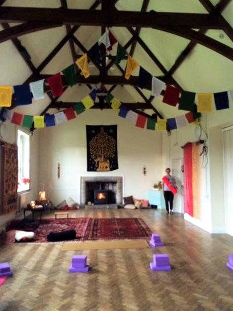 Yoga & Mindfulness Workshop for the