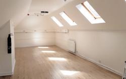Yoga Studio & Group Therapy Room