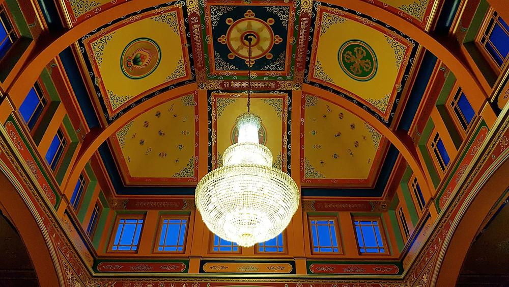 Kagyu Samye Dzong London, Shrine Room