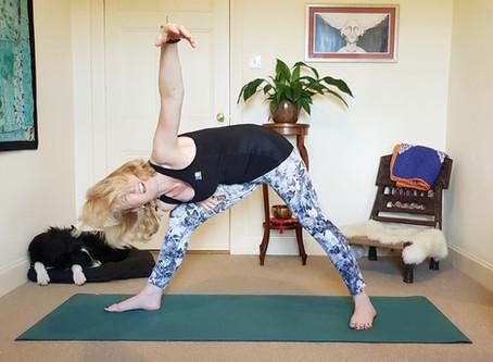How to ... utthita trikonasana (extended triangle pose)