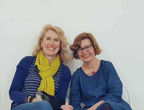 Isabelle Roney & Trudy Morrison of Bab'yama Wellness Hub
