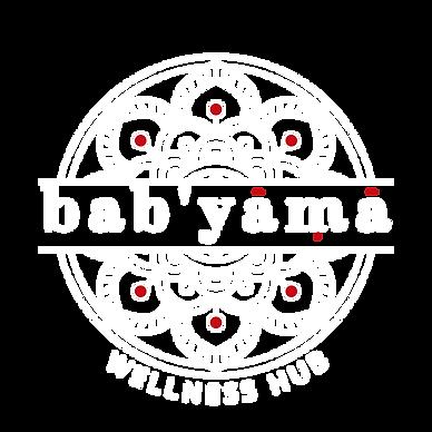 Bab'yama Logo White_Red Dots (1).png