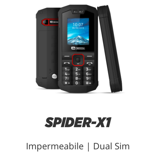 Crosscall - Cellulare Spider-X1