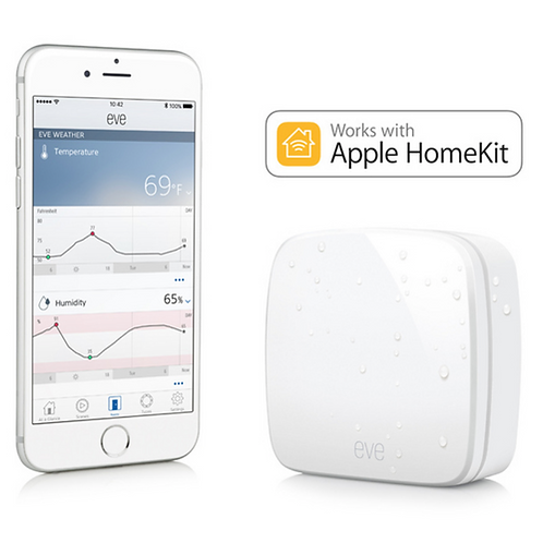 Eve weather - sensore wireless da esterno