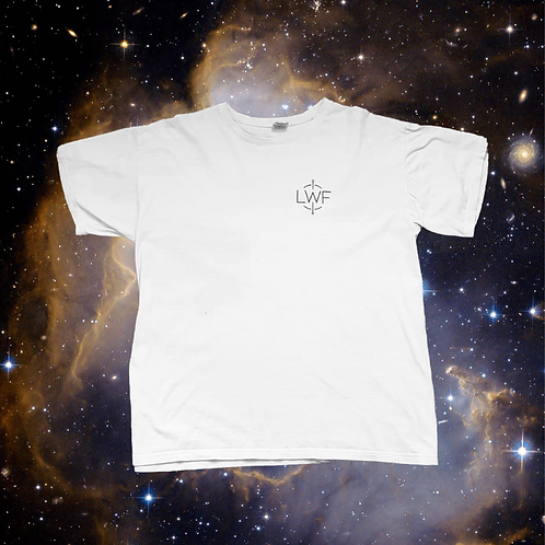 LWF Logo T-shirt (White)