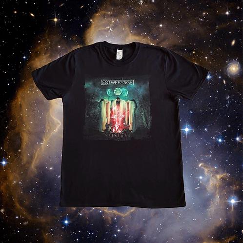 Visitors T-shirt (Black)