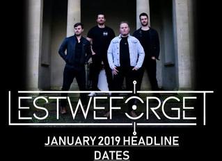 January Headline Dates Confirmed