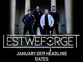 January Headline Dates Confirmed