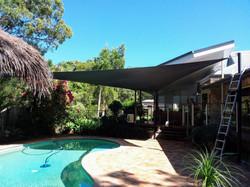 Backyard Pool Solution