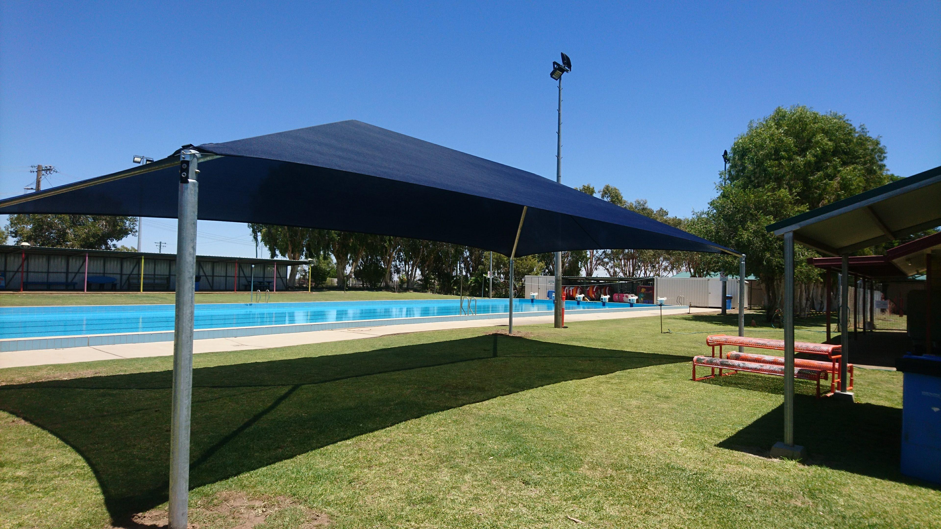 Barcaldine Pool
