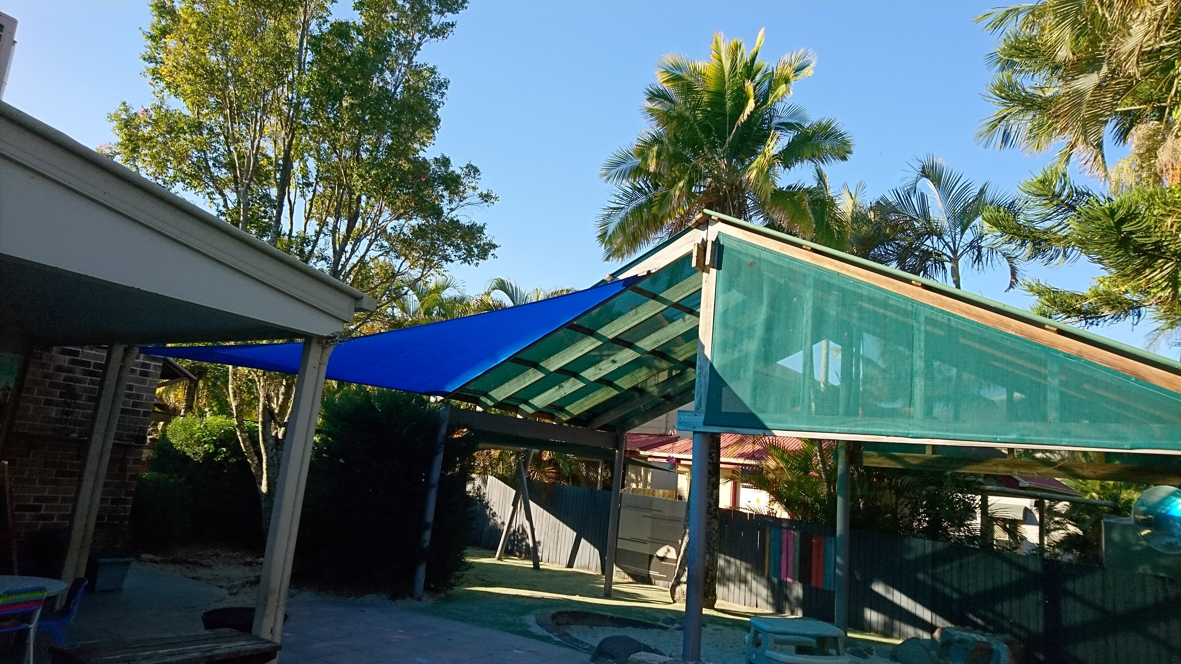 Connecting Shade Solutions