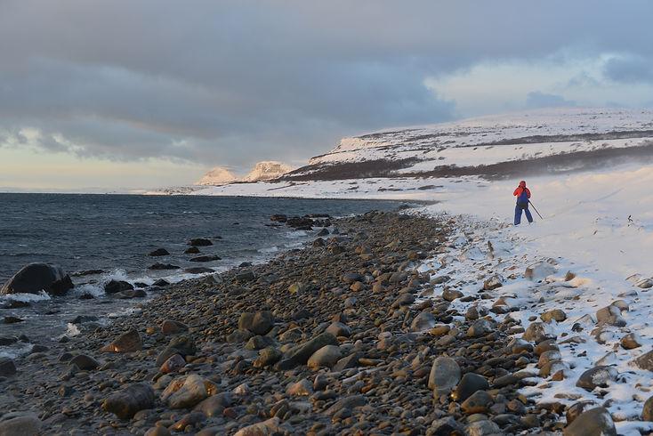 Арктический фотограф фото Ярослав Амелин