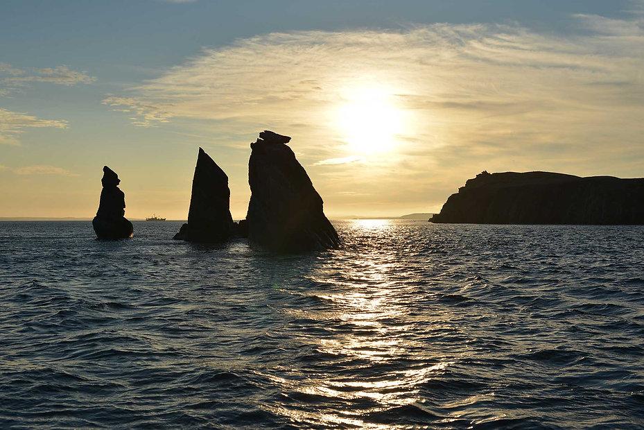 Петуховский архипелаг, Новая Земля