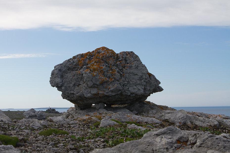 Сейды на острове Озерный