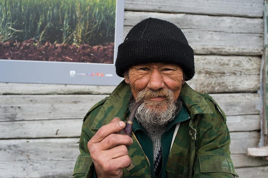 Andrey Vylka. Photo by Anton Nasyrov