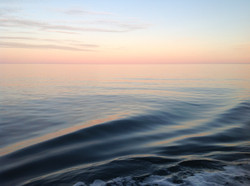 Баренцево море штиль