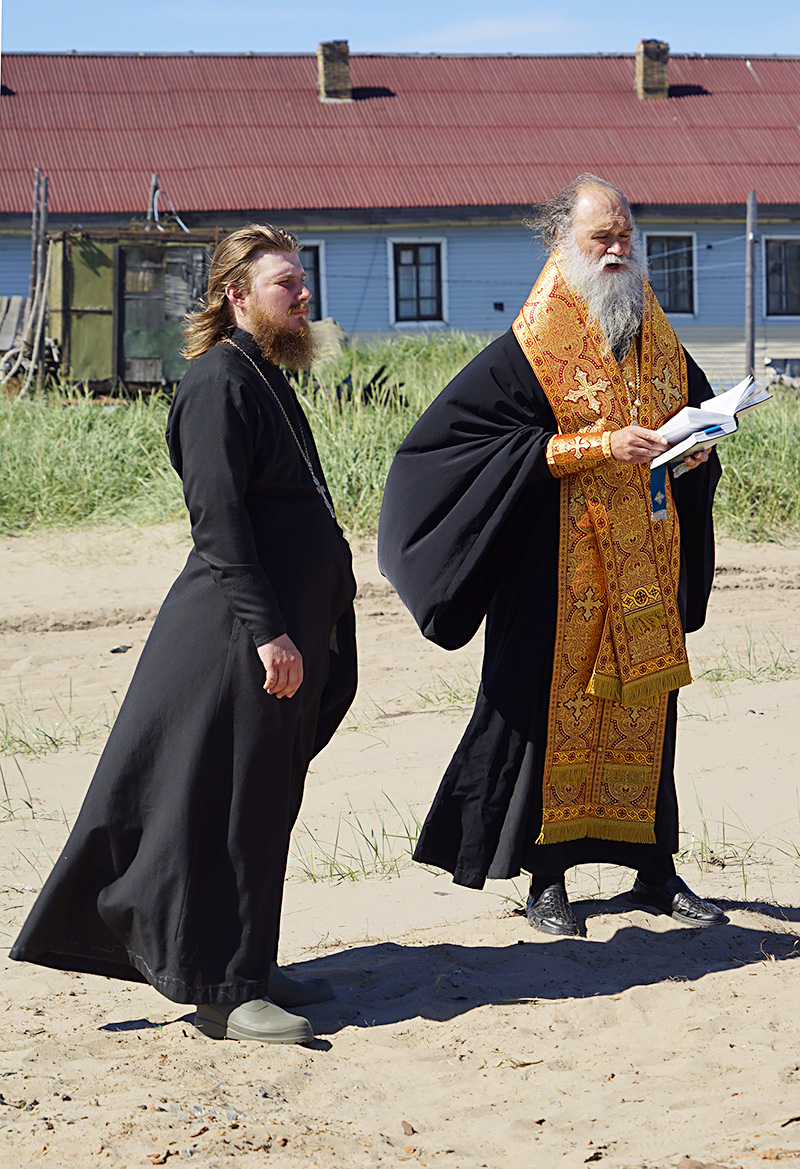"Полярная экспедиция ""Картеш"" в Шойне"