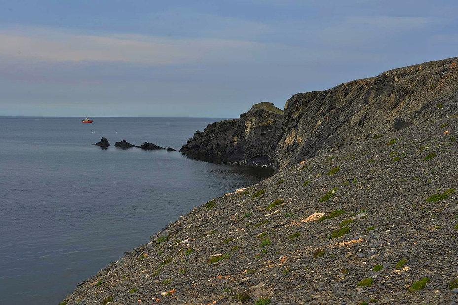 Cape Rogaty, Vaygach Island
