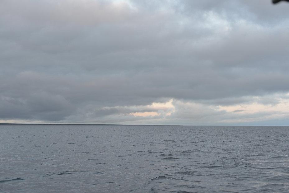 Устье реки Печора