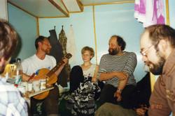 Рейс 1997 Белое море