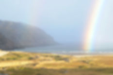 Double Rainbow above Kola Peninsula