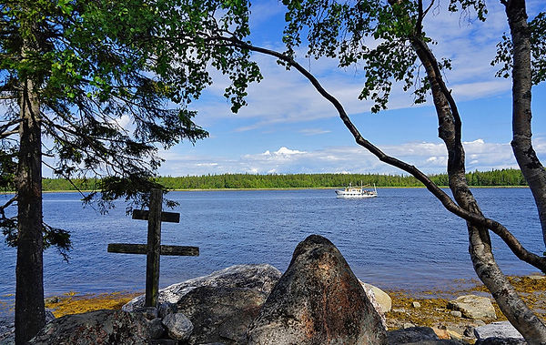 Белое море,ББС МГУ, лето