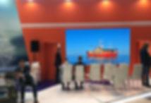 Фото НИС Картеш на стенде министерства о