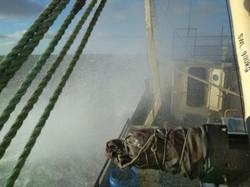 Переменчивая погода Карского моря фото О
