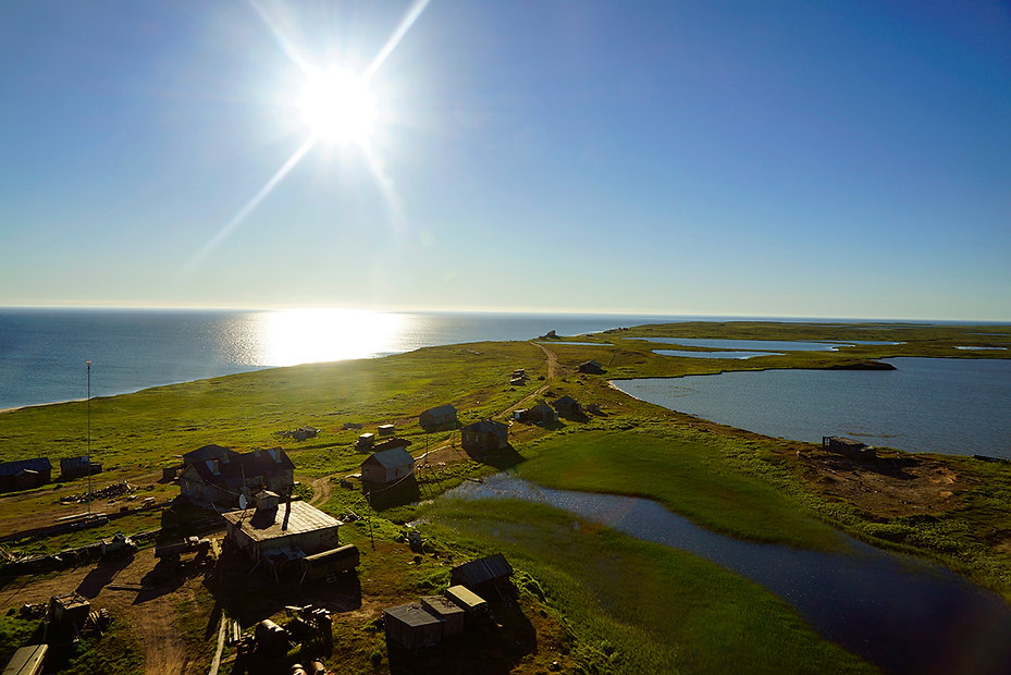Morzhovets Island