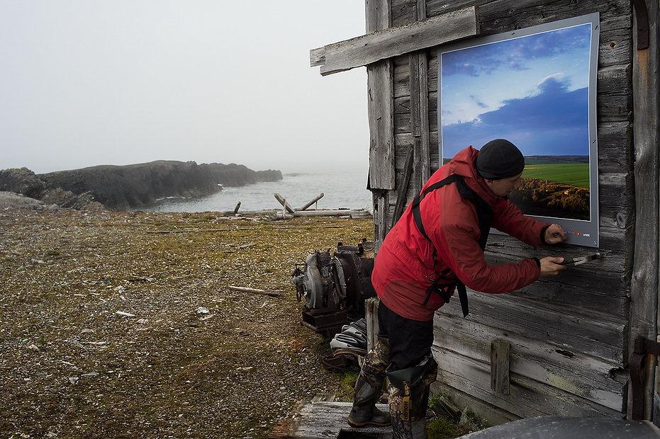 Cape Bolvansky Nos, Vaygach Island