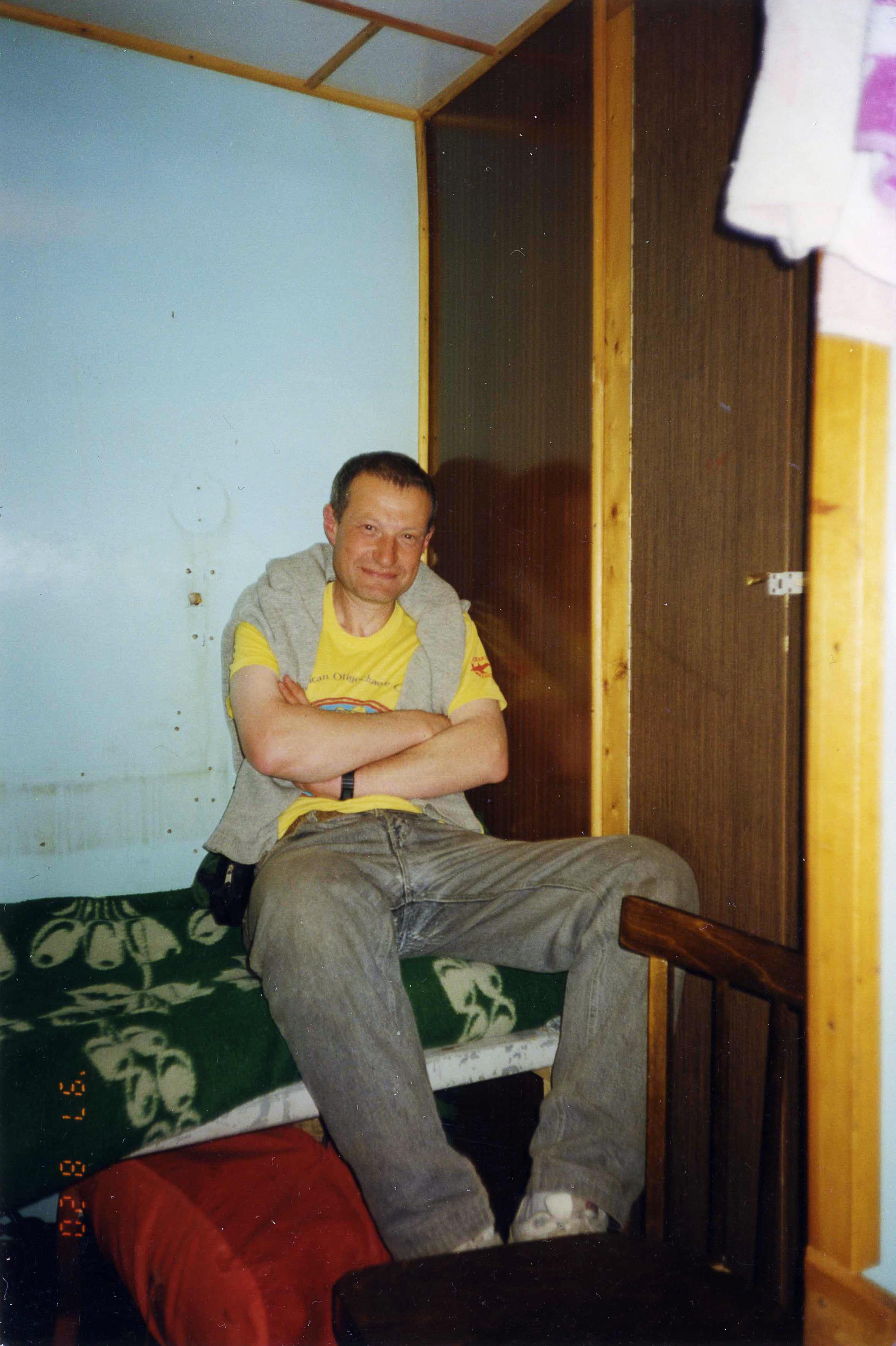 Рейс 1997 г. Белое море