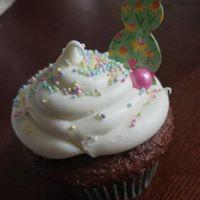 Chocolate Easter Cupcake