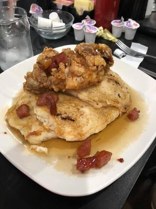 Chicken & Pancakes