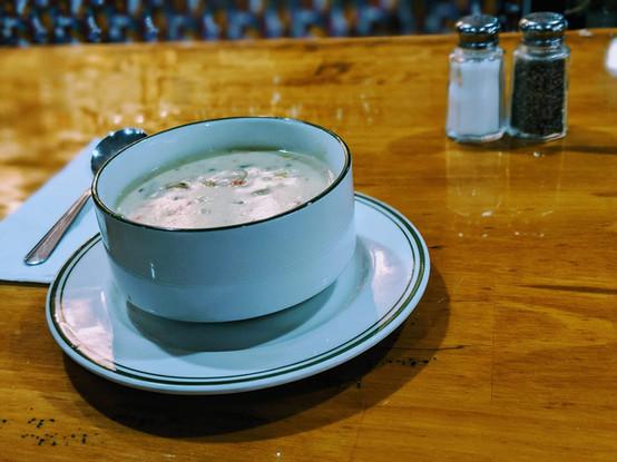 Soup du jour