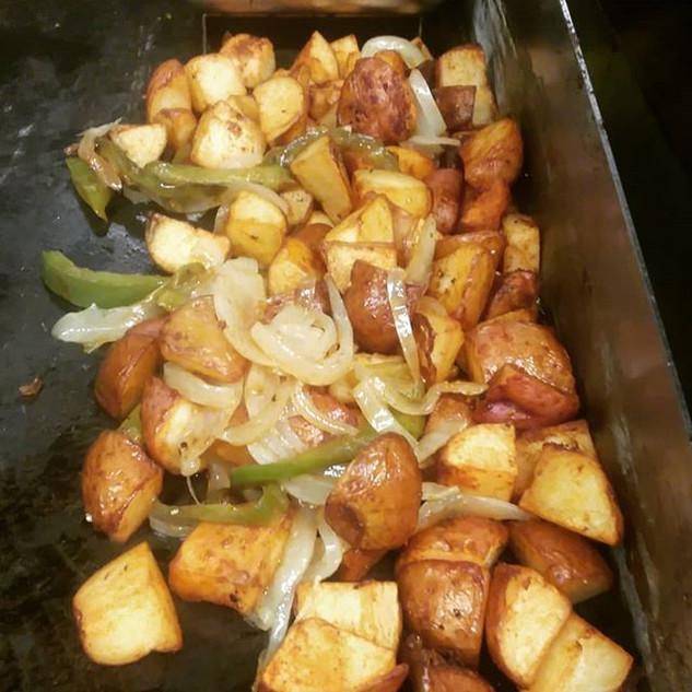 Homemade Home Fries