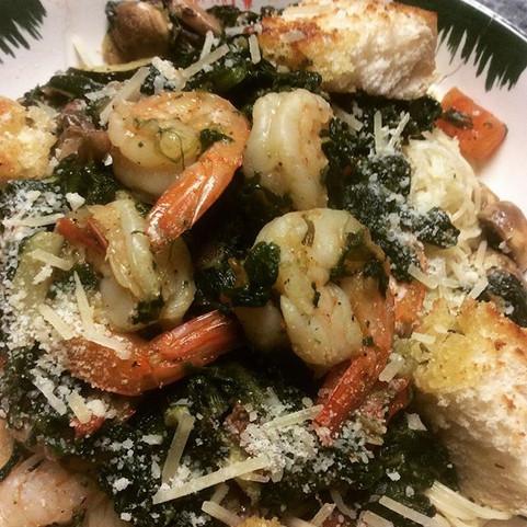 Delicious Shrimp Special