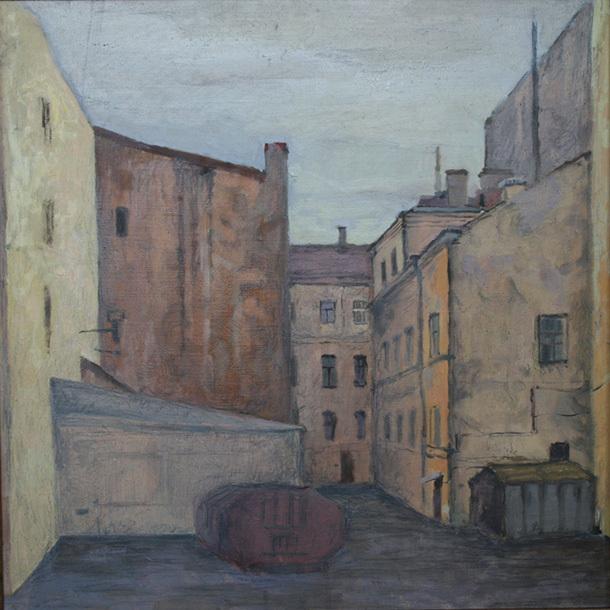 Петербургский двор
