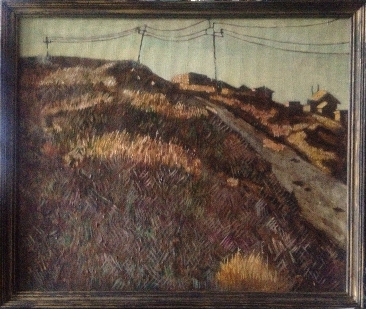 Коктебель. Закат на плато Тепсень