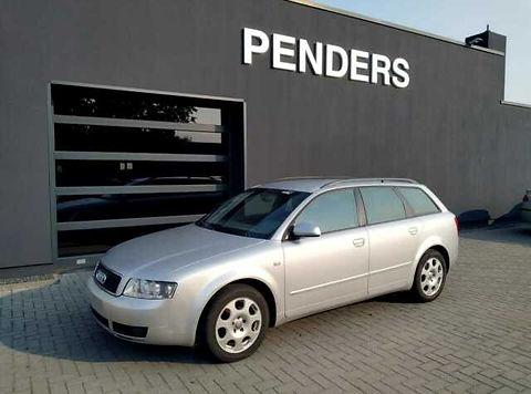 Audi A4 Avant .JPG
