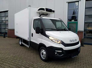 Iveco Daily 35C13 Tiefkühlkoffer Carrie