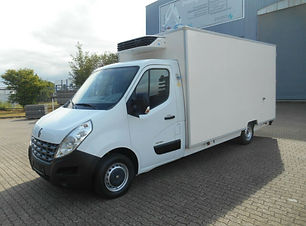 Renault Master Tiefkühlkoffer Tiefrahme