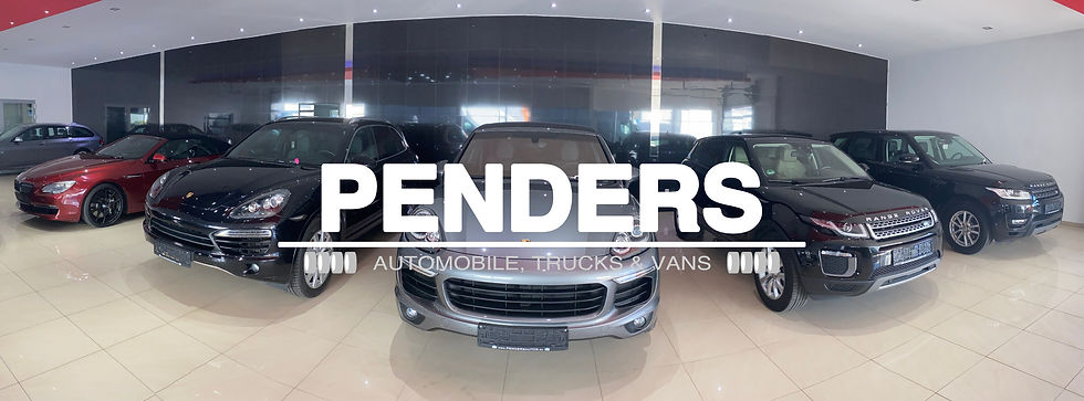 Penders Automobile Trucks & Vans.JPG
