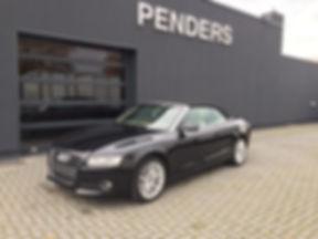 Audi A5 Cabriolet (02-2020)