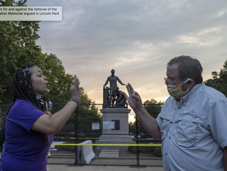 How a Lincoln-Douglass Debate Led to Historic Discovery (The Wall Street Journal)