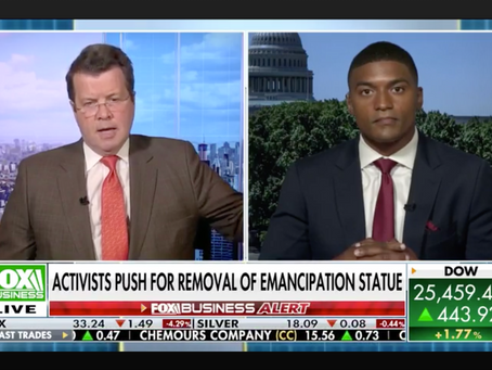 American Dream inaccessible to black Americans: DC council candidate (FOX Business)